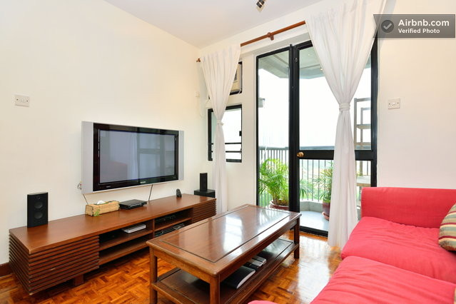 2 Bedroom Serviced Apartment Flat For Rent In Discovery Bay Hong Kong
